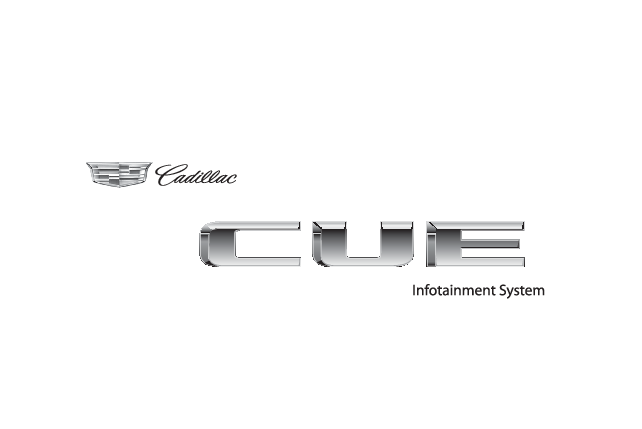 Cadillac Cue Infotainment System Betriebsanleitung 2016